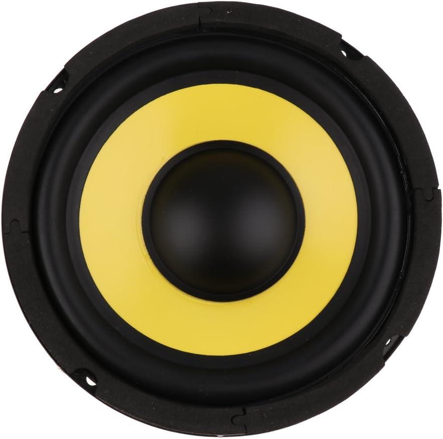 1 Paar 6.5 Zoll Limousine Lautsprecher Autolautsprecher vorne Heck Seiten f/ür alle Autos