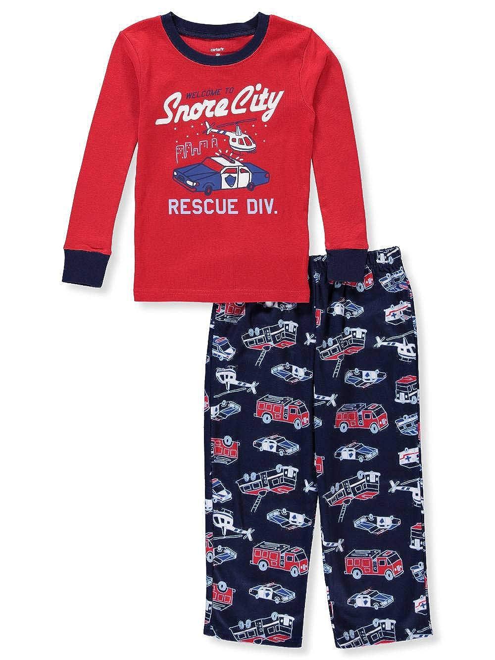 Carters Boys 2-Piece Pajamas