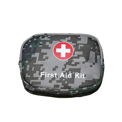 Botiquín de primeros auxilios, bolsa de montañismo para ...