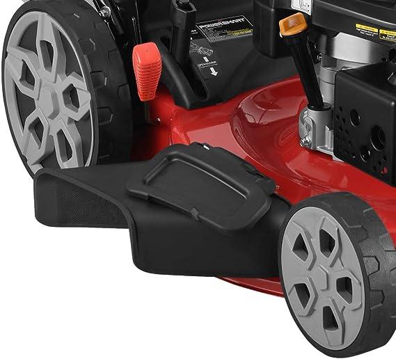 Amazon.com: PowerSmart DB2322S - Cortacésped, color negro y ...