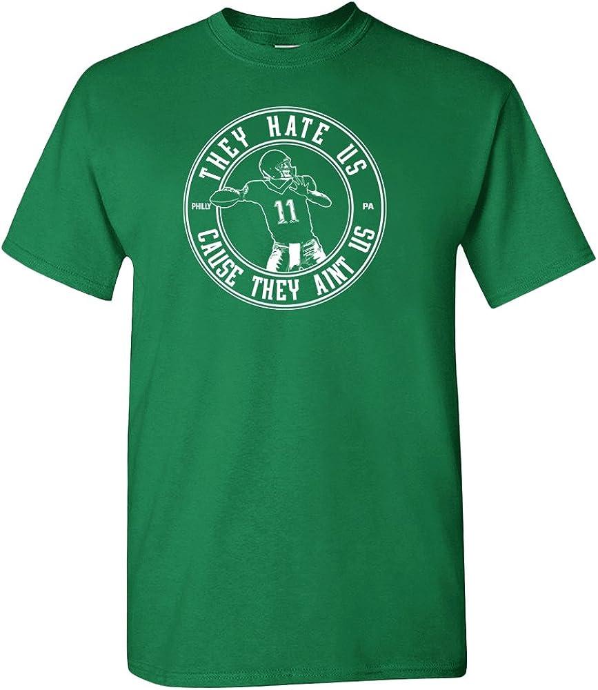Xtreme Apparrel Hate Us Philadelphia Fan Shirt