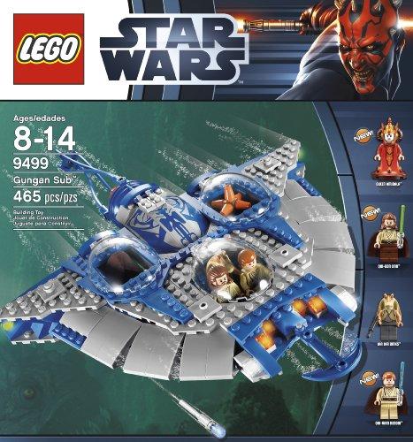 LEGO Star Wars 9499 Gungan Sub ()