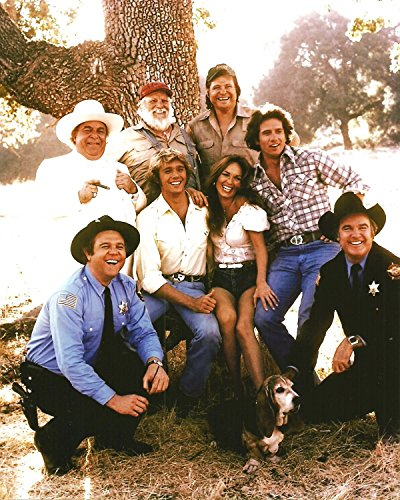 The Dukes of Hazzard CAST / Glossy 8 x 10 / 8x10 Photo Picture IMAGE (The Dukes Of Hazzard Cast)