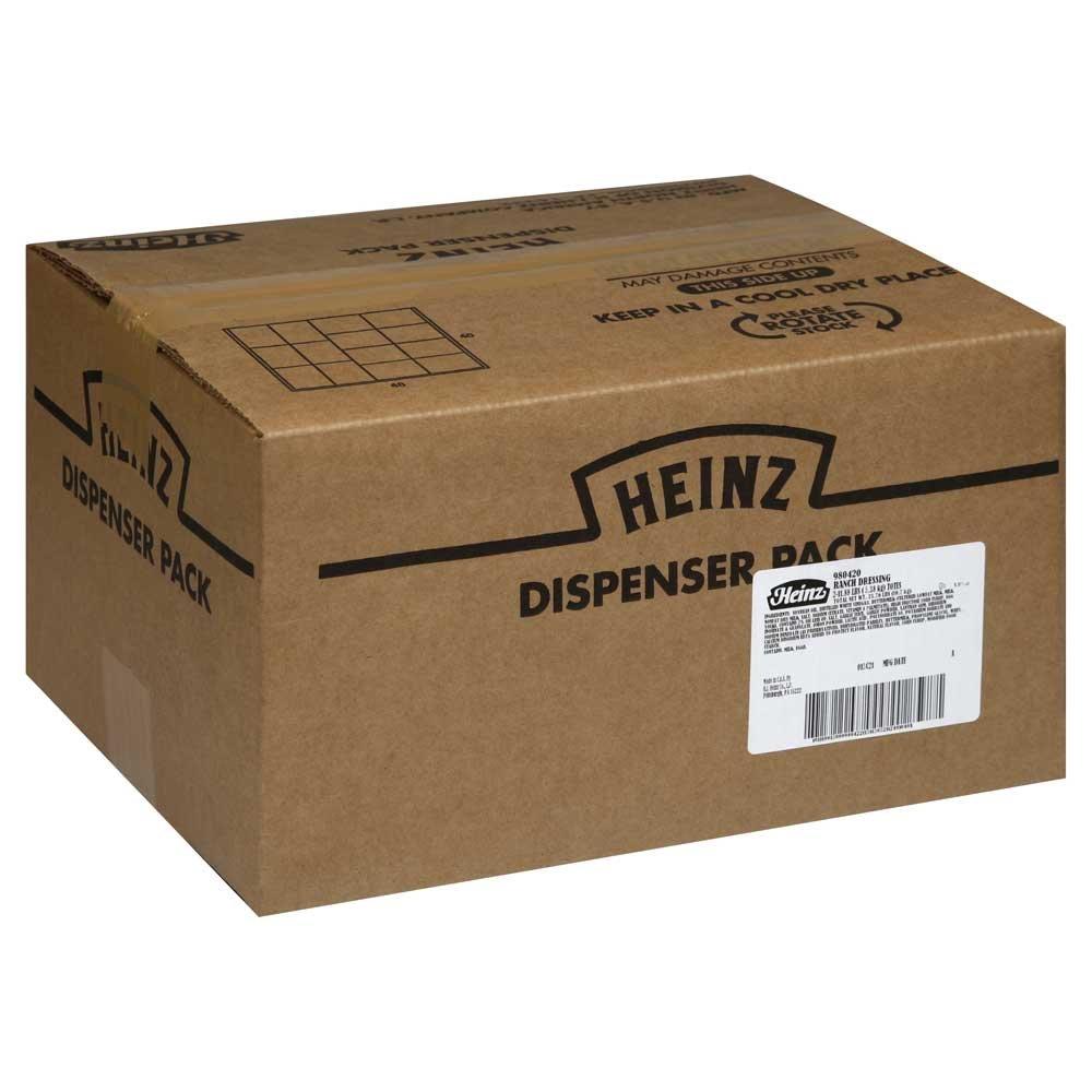 Heinz Ranch Dressing, 1.5 Gallon - 2 per case.