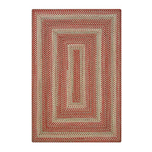 Homespice - 5 x 8' Terracotta Rect. by Homespice (Image #1)
