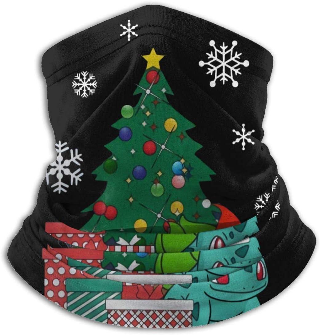 Pokemmo Go-Bulbasaur alrededor del árbol de Navidad ...