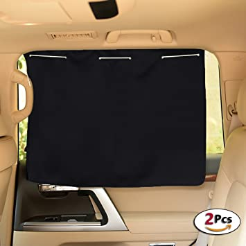 Ryb Home Sonnenschutz Auto Vorhang Lichtundurchlassige Auto Suv