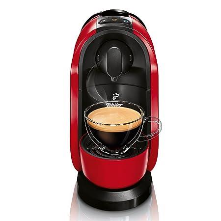 Tchibo Cafissimo Pure Cápsula Máquina para café, Café expreso y Caffè Crema, red: Amazon.es: Hogar
