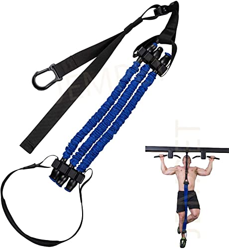 JEMPET Pull Up Assist Bands System,Chin up Resistance Bands,Elastic Assistance for Men Women Full Body Workout