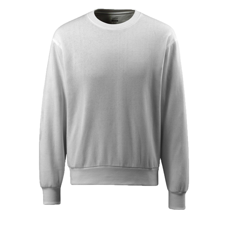 White Mascot 51580-966-06-3XL SweatshirtCarvin Size 3XL