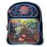 Bakugan Battle Brawlers 14 Medium School Backpack-Ready Brawlers