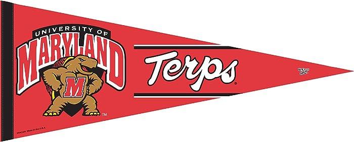 Wincraft Maryland Terrapins 12x30 Pennant