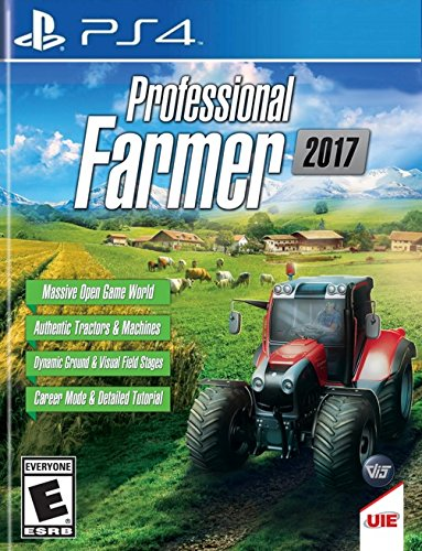 Professional Farmer 2017 - PlayStation 4 - PlayStation 4 2017 Edition