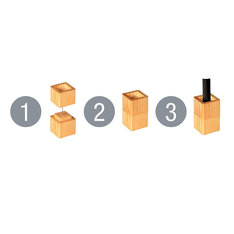 Elegant Blocks To Raise Furniture Roselawnlutheran