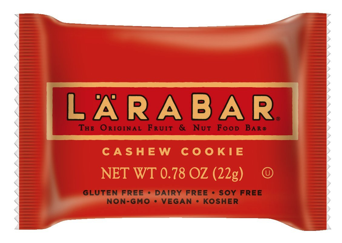 Larabar Minis Gluten Free Bar Variety Pack, Cashew Cookie/Apple Pie, 0.78 Oz , 10 Count (Pack of 8) by LÄRABAR (Image #3)