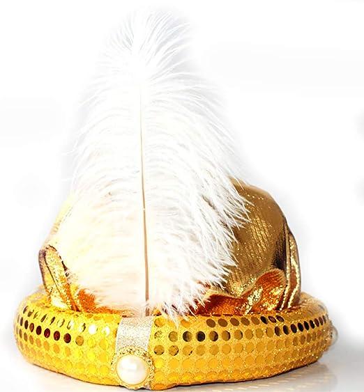 Set de decoración de Halloween Halloween Costume Ball Aladdin Hat ...