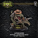 Privateer Press Longchops: Minion Solo (Resin/Metal) Miniature Game Figure