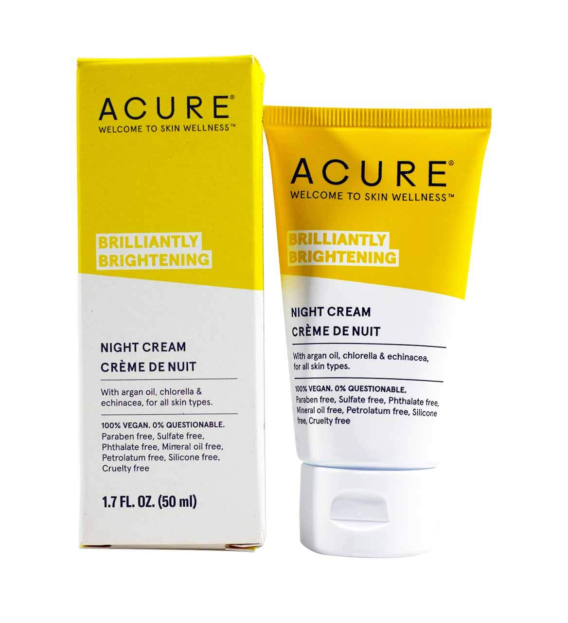 Amazon.com: Acure Organics Day Cream Gotu Kola Stem Cell