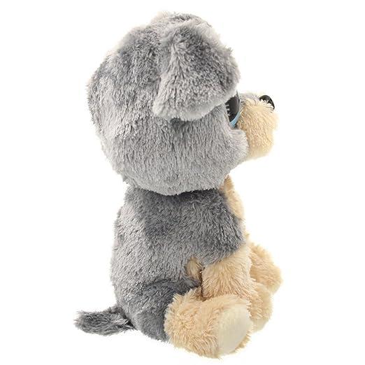 Ty Beanie Boos 36016 Scraps - Perro de peluche, 20 cm [importado de Alemania]: Amazon.es: Juguetes y juegos