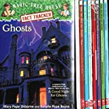 Magic Tree House Fact Tracker 8 Book Set: Ghosts / Dolphins & Sharks / Twisters & Storms / Titanic / Ancient Rome & Pompeii / Sabertooths & Ice Age / American Revolution / Ancient Greece & Olympics
