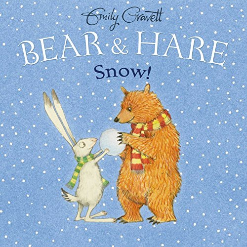 Bears Sledding (Bear & Hare Snow!)
