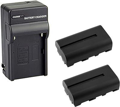 Batteria Blumax 7,4V 2400mAh li-ion per Sony NP-F550