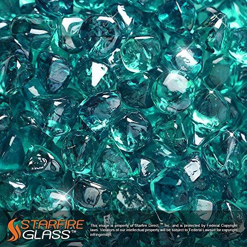 Starfire Glass Caribbean Reflective Fire Diamonds