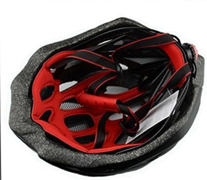 Nueva moda de alta calidad para bicicleta de montaña/bicicleta de carretera integrado moldura mosquitera con cola lámpara casco Specialized bicicleta casco ...