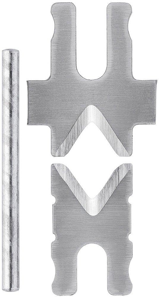 Knipex 12 69 21 TPF Comercial 0007654700010-Cuchilla de Recambio (Carcasa de Resistente plástico, 0,2-6), 100 x 50 x 50 cm: Amazon.es: Bricolaje y ...