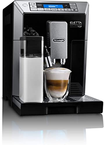 De'Longhi Eletta Digital Super Automatic Espresso Machine with Latte Crema System