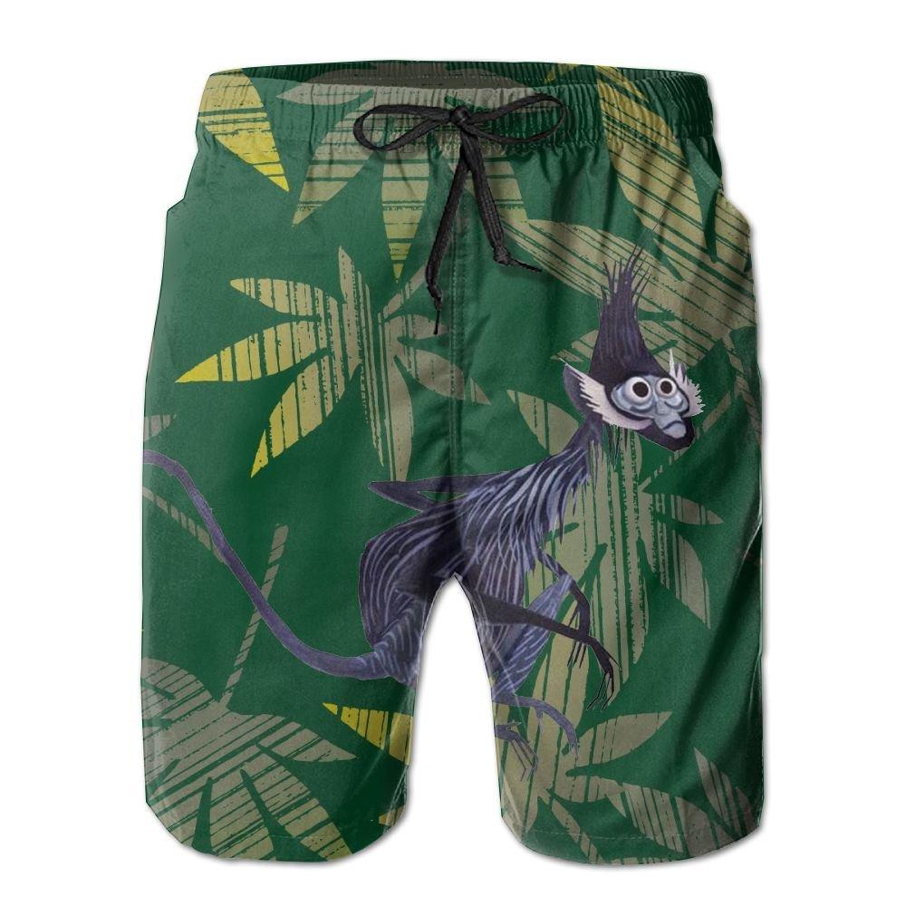 YOHHOY Mens 2 Pack Regular Underwear Comfortable Boxer Briefs