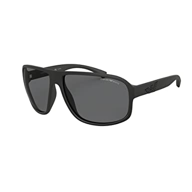 Amazon.com: Armani EA4130 504281-63 - Gafas de sol, color ...