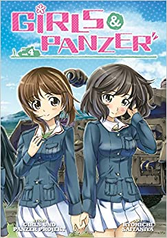 Girls Und Panzer Vol. 4