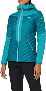 Salewa Damen Ortles Light 2 DWN W Hood JKT Daunenjacken: Odzież
