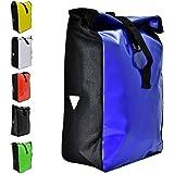 Büchel Gepäckträgertaschen, Büchel Fahrradtasche aus Tarpaulin, zur Befestigung am Gepäckträger