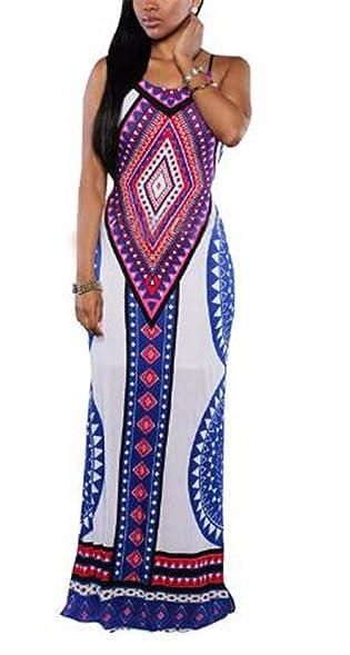 Eloise Isabel Fashion vestidos hippie indiano Robe longue femme sexy Vestidos largos de verano andar De