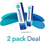 Odaban Antiperspirant Deodorant Spray, Sleep Spray with Complete Sweat Block, 2 x 30 ml