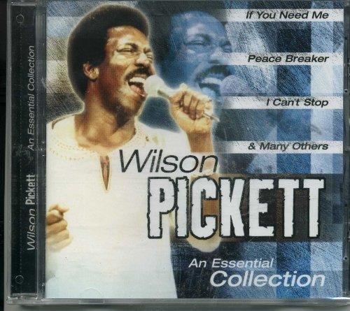 Wilson Pickett - Wilson Pickett An Essential Collection By Wilson Pickett - Zortam Music