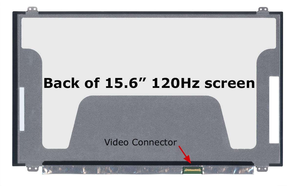 Glossy FHD 1920x1080 IPS LCD LED Display with Tools SCREENARAMA New Screen Replacement for Lenovo Legion Y520-15IKBN