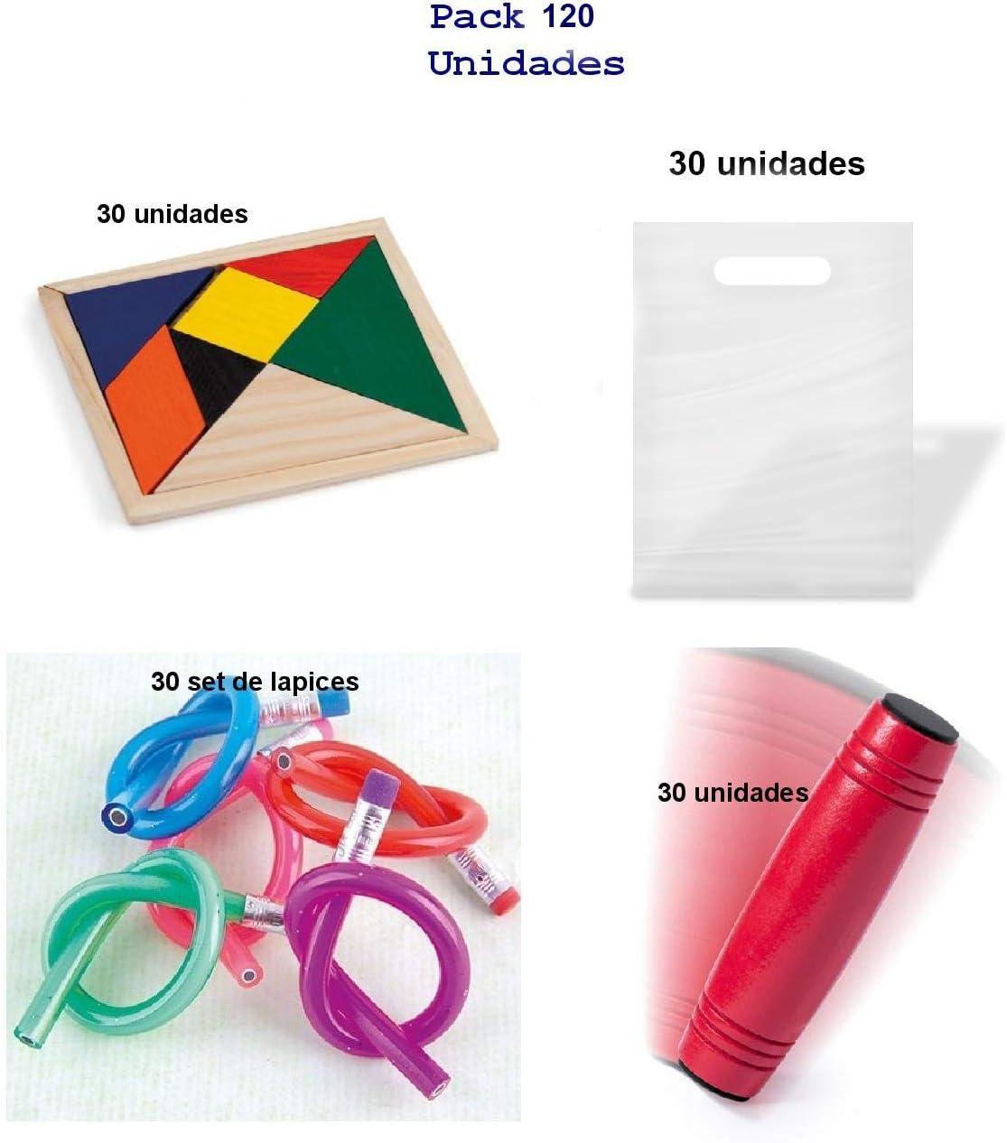 Divertido pack de detalles infantiles 30 juegos habilidades rondux ...
