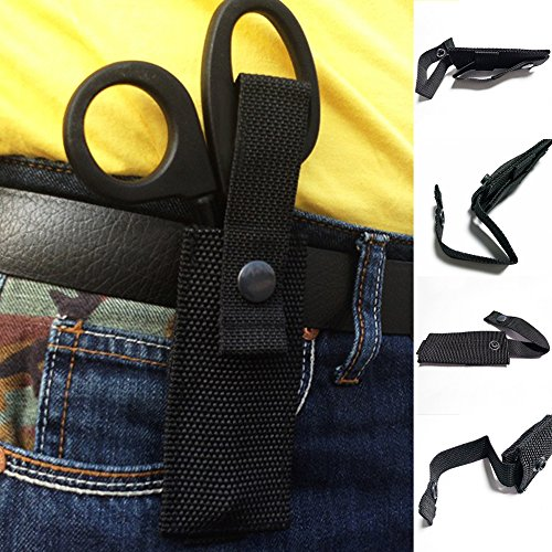 Molle Back Sheath - Carole4 Medical Shears Pouch Tactical EMT Scissor Sheath MOLLE Hand Tools Pouch