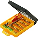 Aryshaa Jackly 32-in-1 Interchangeable Precise Screwdriver Tools for Mobile and Home Purpose