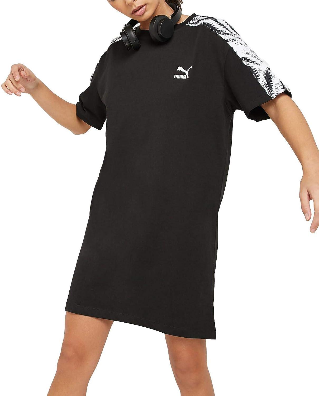 PUMA Wild Pack Dress para Mujer Negro 57963701