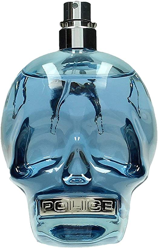 Profumo police to be or not to be eau de toilettespray, uomo - 1 bottigglia da 125 ml 10001699