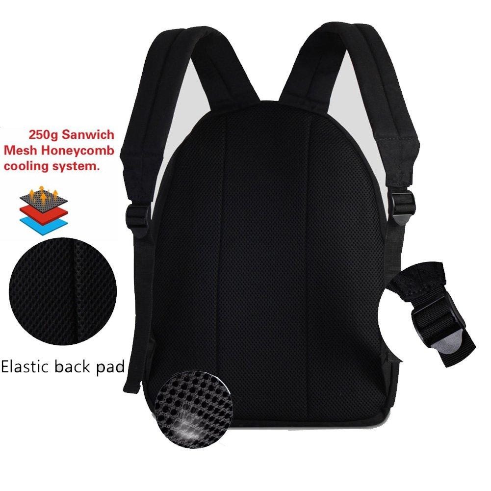 Amazon.com | Instantarts Cool Galaxy Cat Backpack for School Children Book Bag for Boys Blue | Kids Backpacks