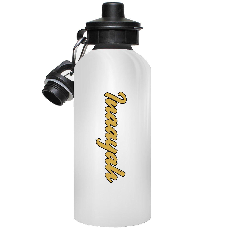 MugMax Crosby Bottle Wasserflasche, Personalisierte Geschenke, Sportsflasche mit Crosby, 600ml / 20oz