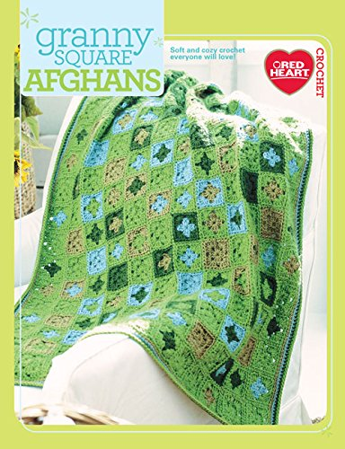 MIXEV Granny Square Afghans