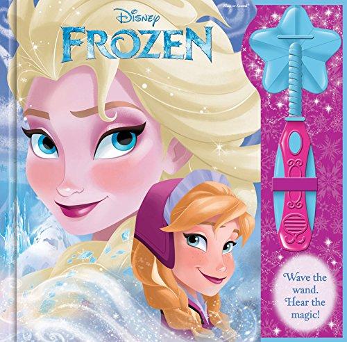 Magic Wand book Disney Frozen with Foil (Foil Musical)
