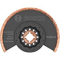 Bosch Professional Segmentsågblad ACZ 85 RT3 Starlock, sågblad för multifunktionsverktyg med Starlock, 85 mm, hållbar…