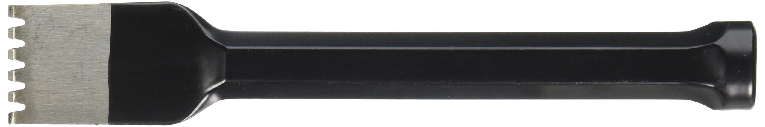 Kraft Tool BL412  Toothed Stone Mason's Chisel, 1-1/4-Inch